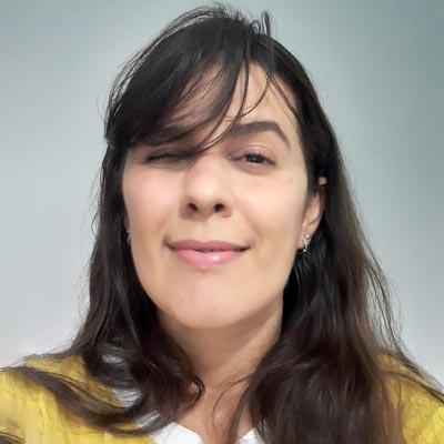 Geisa Lima - Assessora de Imprensa